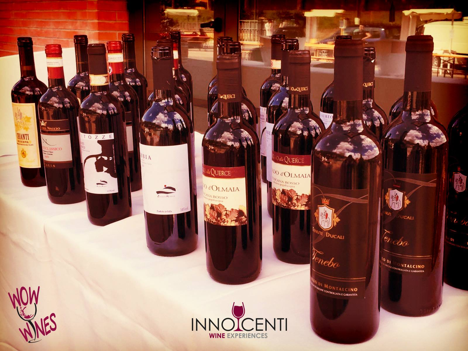 Wowines, Innocenti Wines